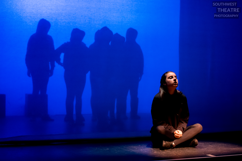 """""""The IT"""" - Photo by Southwest Theatre Photography"""